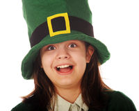 Celebrating with the Irish Stock Photos