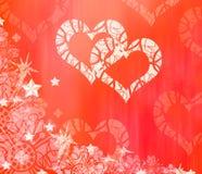Celebrating love. Valentines day inspired background, suitable for card design vector illustration