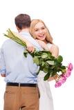 Celebrating love. Stock Photography