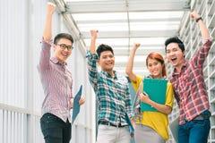 Celebrating success Stock Image
