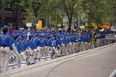 Celebrating 24th Anniversary of Falun DAFA Introduction Stock Images