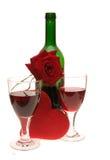 Celebrating Valentines Stock Images