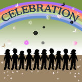 celebration Imagem de Stock Royalty Free
