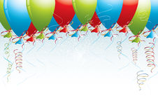 Celebration background Stock Images