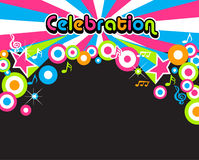 Celebration background Royalty Free Stock Photo