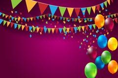 Celebration background Royalty Free Stock Image