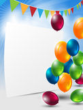 Celebration background Royalty Free Stock Image