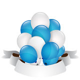 Celebration Balloons Stock Image
