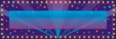 Celebration Banner Stock Images
