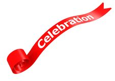 Celebration banner Stock Photos