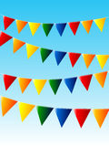 Celebration Banners Royalty Free Stock Image
