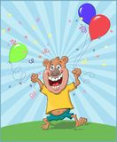 Celebration Bear Stock Photos