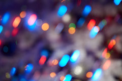 Celebration blurred background Royalty Free Stock Photo