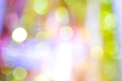 Celebration bokeh Royalty Free Stock Photos