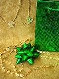 Celebration bow stock image
