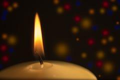 Celebration candlelight Stock Photos