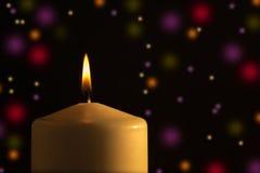 Celebration candlelight Royalty Free Stock Photos