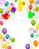 Celebration card Stock Image