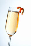 Celebration champagne Stock Images
