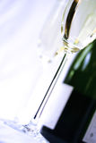 Celebration champagne Royalty Free Stock Images