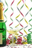 Celebration champagne Stock Image
