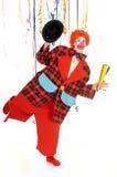 Celebration clown Royalty Free Stock Image
