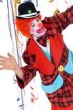 Celebration clown Stock Photography