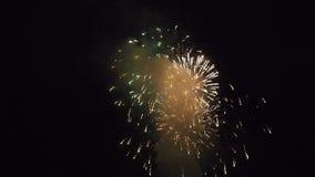 celebration colorful concept display fireworks new year φιλμ μικρού μήκους