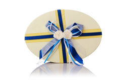 Celebration concept - gift box Royalty Free Stock Photo