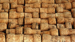 Celebration corks Royalty Free Stock Photo