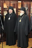 The celebration of the Day of Orthodox books in the Gomel diocese may 18, 2012. Royalty Free Stock Photography