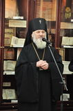 The celebration of the Day of Orthodox books in the Gomel diocese may 18, 2012. Royalty Free Stock Image