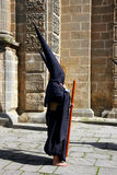 celebration de复活节弗隆特里赫雷斯la西班牙 免版税库存照片