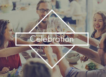 Celebration Drink Cheers Toast Celebrate Party Concept Royalty Free Stock Images