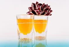 Celebration Drinks Royalty Free Stock Photo
