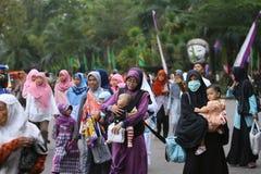 Celebration of Eid al-Fitr Stock Photos