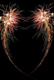 Celebration firework Stock Photo