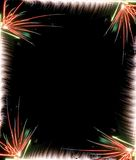 Celebration firework. Image of an explosion of a firework during a celebration Stock Images