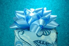 Celebration Gift Royalty Free Stock Photography