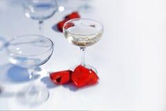 Celebration glasses Stock Image