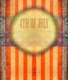 The celebration of The Independence Day. Royalty Free Stock Photography