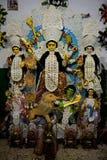 Celebration at Kolkata Durga Puja Mahotsav Royalty Free Stock Image