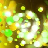 Celebration lights. Festive colored celebration lights - avstract background royalty free stock images