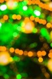 Celebration lights Stock Photography