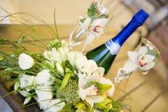 Celebration of marriage Royalty Free Stock Photos
