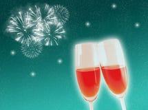celebration new year Στοκ φωτογραφία με δικαίωμα ελεύθερης χρήσης