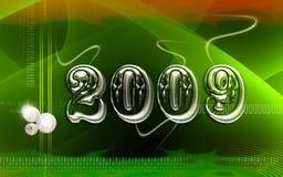 celebration new year Стоковые Фотографии RF