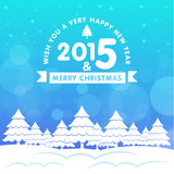 Celebration of New Year and Christmas. Stock Photos
