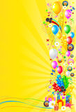Celebration and Party background royalty free stock photography