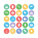 Celebration and Party Vector Icons 2 Royalty Free Stock Image